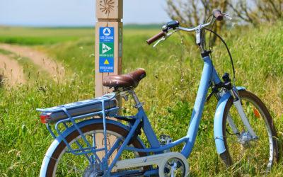 Les vélos du Grand Site des Deux-Caps
